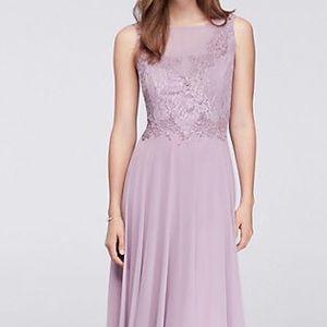 Dresses & Skirts - Lavender bridesmaid dress/gown